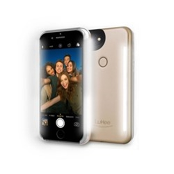 Picture of LuMee duo iPhone 7 - Gold Matte