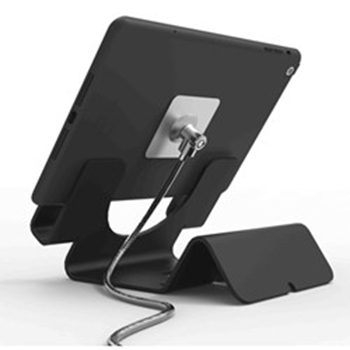 Picture of MacLocks Universal Security Tablet Holder - Black