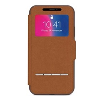 Picture of Moshi Sensecover iPhone X - Caramel Brown
