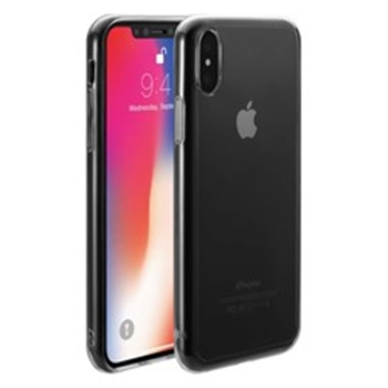 Picture of Just Mobile Tenc Self-Healing Case iPhone Xs/X - C\Clear