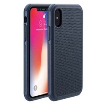Picture of Just Mobile Quattro Air Case iPhone X - Blue