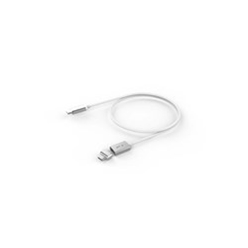 Picture of LMP Magnetic Safety charging cable USB-C to USB-C up to 100W, 3m - Silver