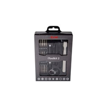 Picture of LMP iToolkit 2. Professional tool kit for MacBook, iPod, iPhone, iPad, 25 piece