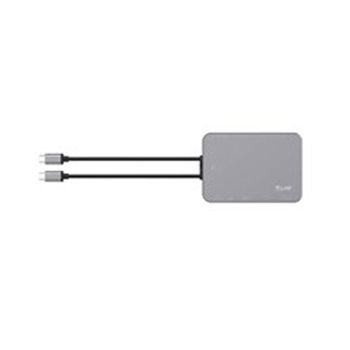 Picture of LMP USB-C 10 Port Display Dock - Space Grey