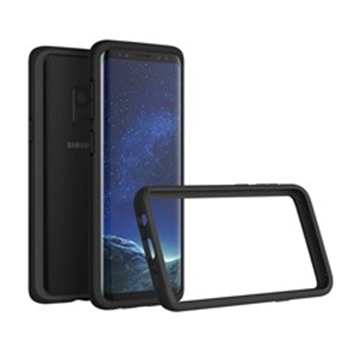 Picture of RHINOSHIELD CrashGuard for Samsung S9 - Black  - Black