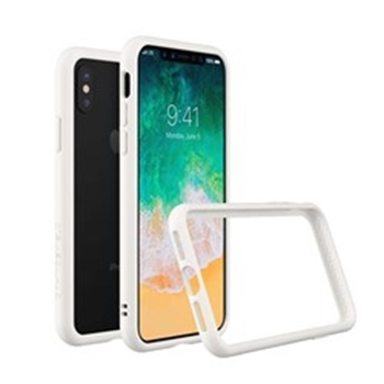Picture of RHINOSHIELD CrashGuard Bumper Case for iPhone X  - White