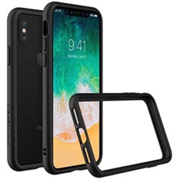 Picture of RHINOSHIELD CrashGuard Bumper Case for iPhone X  - Black