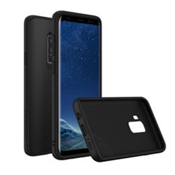 Picture of RHINOSHIELD SolidSuit for Samsung S9 Plus - Classic Black