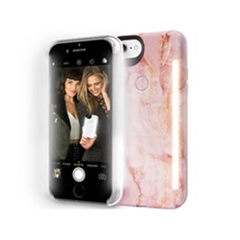 Picture of LuMee duo iPhone 8 - Pink Quartz