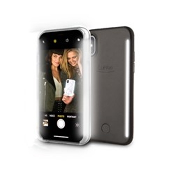 Picture of LuMee duo iPhone X - Black