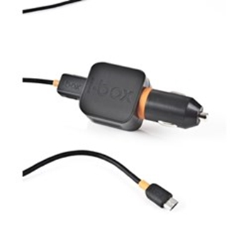 Picture of iBox Car Charger & Micro USB Cable