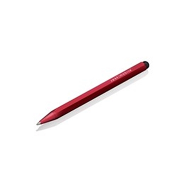 Picture of Just-Mobile AluPen Pro with Retractable Pen - Red