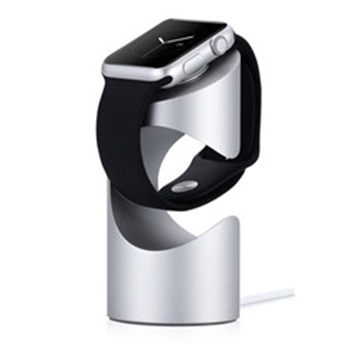 Picture of Just-Mobile Timestand For Watch - Silver