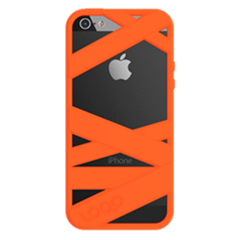 Picture of Loop Attachment Mummy iPhone 5/5s - Orange