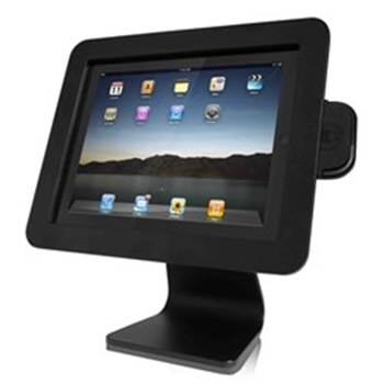 Picture of Maclocks All-In-One Rotates 360 & Swivel iPad - Black