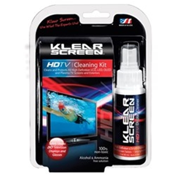 Picture of Meridrew Klear Screen HD TV Cleaning Kit