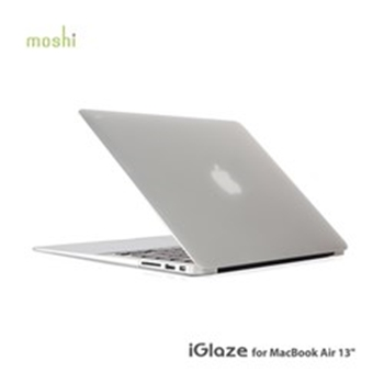 """Picture of Moshi iGlaze MacBook Air 13"""" - Stealth Clear"""
