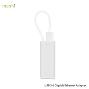 Picture of Moshi USB 3.0 To Gigabit Ethernet Adapter