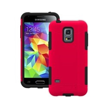 Picture of Trident 2014 Aegis - Case For Samsung Galaxy S5 Mini - Red