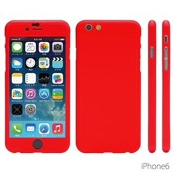 Picture of ZENDO NanoSkin iPhone 6/6S - Red