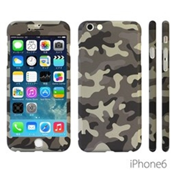 Picture of ZENDO NanoSkin iPhone 6 Plus/6S Plus - Camo Grey