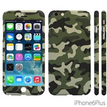 Picture of ZENDO NanoSkin iPhone 6 Plus/6S Plus - Camo Green
