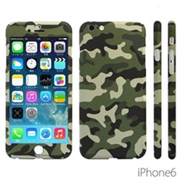 Picture of ZENDO NanoSkin iPhone 6/6S - Camo Green