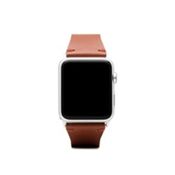Picture of SLG Design D7 Italian Buttero Leather Strap for Apple Watch 42mm - Brown