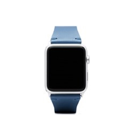 Picture of SLG Design D7 Italian Buttero Leather Strap for Apple Watch 38mm - Blue
